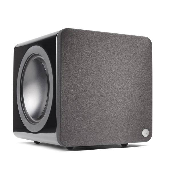Enceintes Hifi Cambridge Audio Minx X201 Noir Caisson de basses 200 Watts