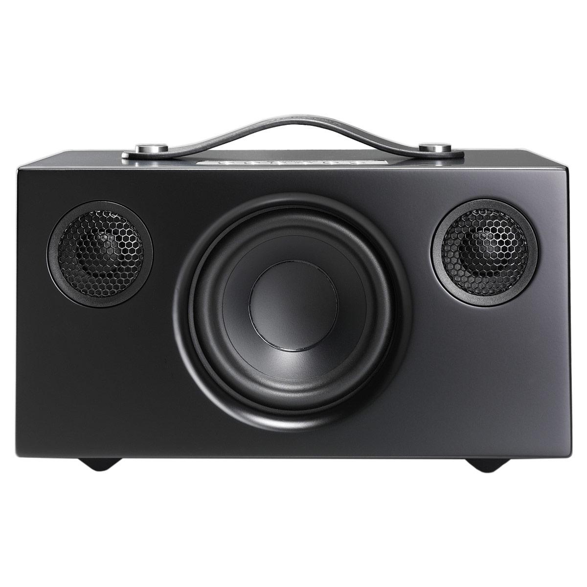 Dock & Enceinte Bluetooth Audio Pro Addon T4 Noir Enceinte portable sans fil avec Bluetooth et entrée AUX