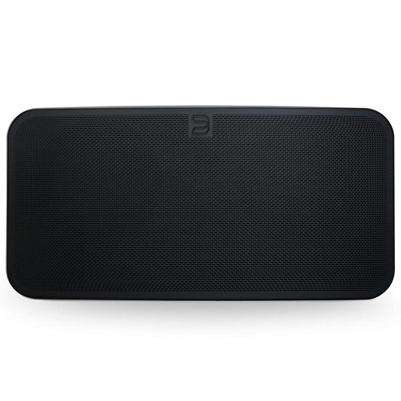 Dock & Enceinte Bluetooth Bluesound PULSE MINI 2i Noir Système audio multiroom avec Wi-Fi AC, Bluetooth 5.0 aptX HD, compatibilité Hi-Res Audio pour streaming audio et web radio