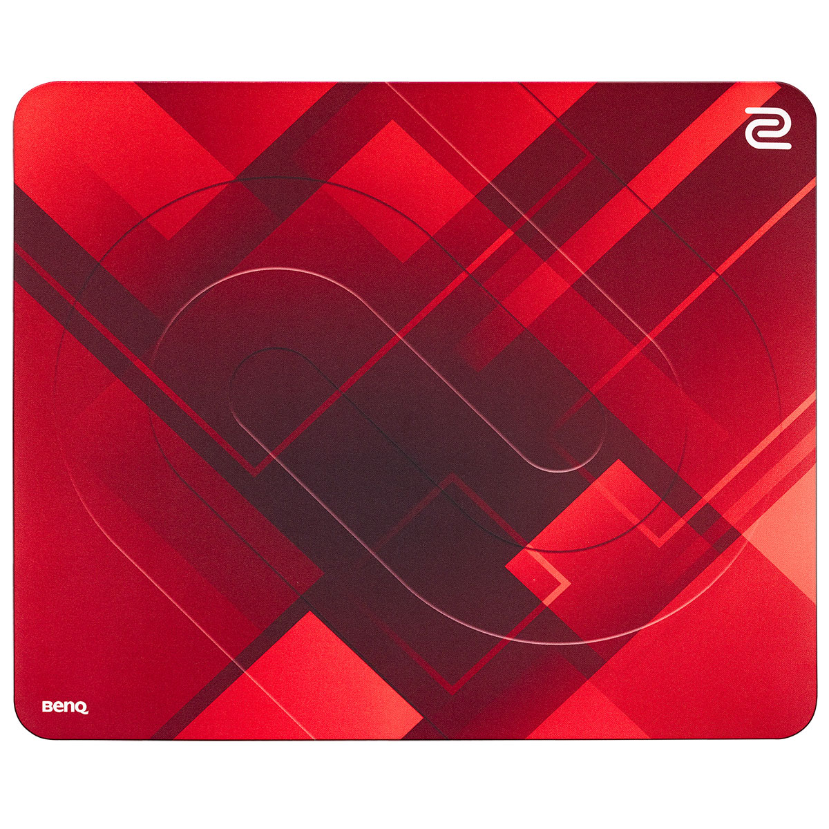 Tapis de souris BenQ Zowie G-SR Rouge Tapis de souris en caoutchouc pour gamer (taille supérieure)