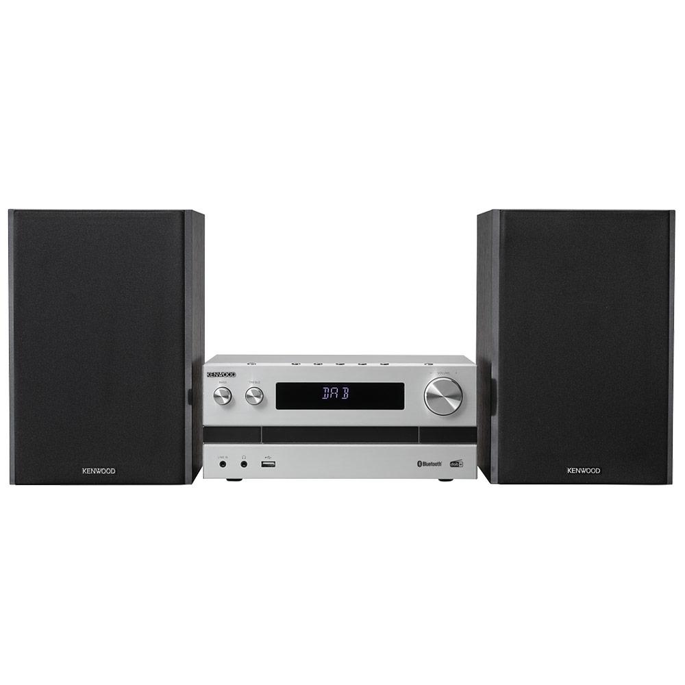 Chaîne Hifi JVC M-918DAB Micro-chaîne CD/FM/DAB+/MP3 - 2 x 50 Watts - Bluetooth - Port USB