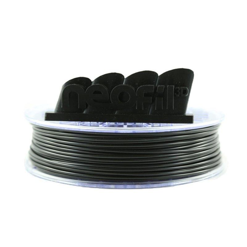 Filament 3D Neofil3D Bobine PLA 2.85mm 250g - Noir Bobine 2.85mm pour imprimante 3D