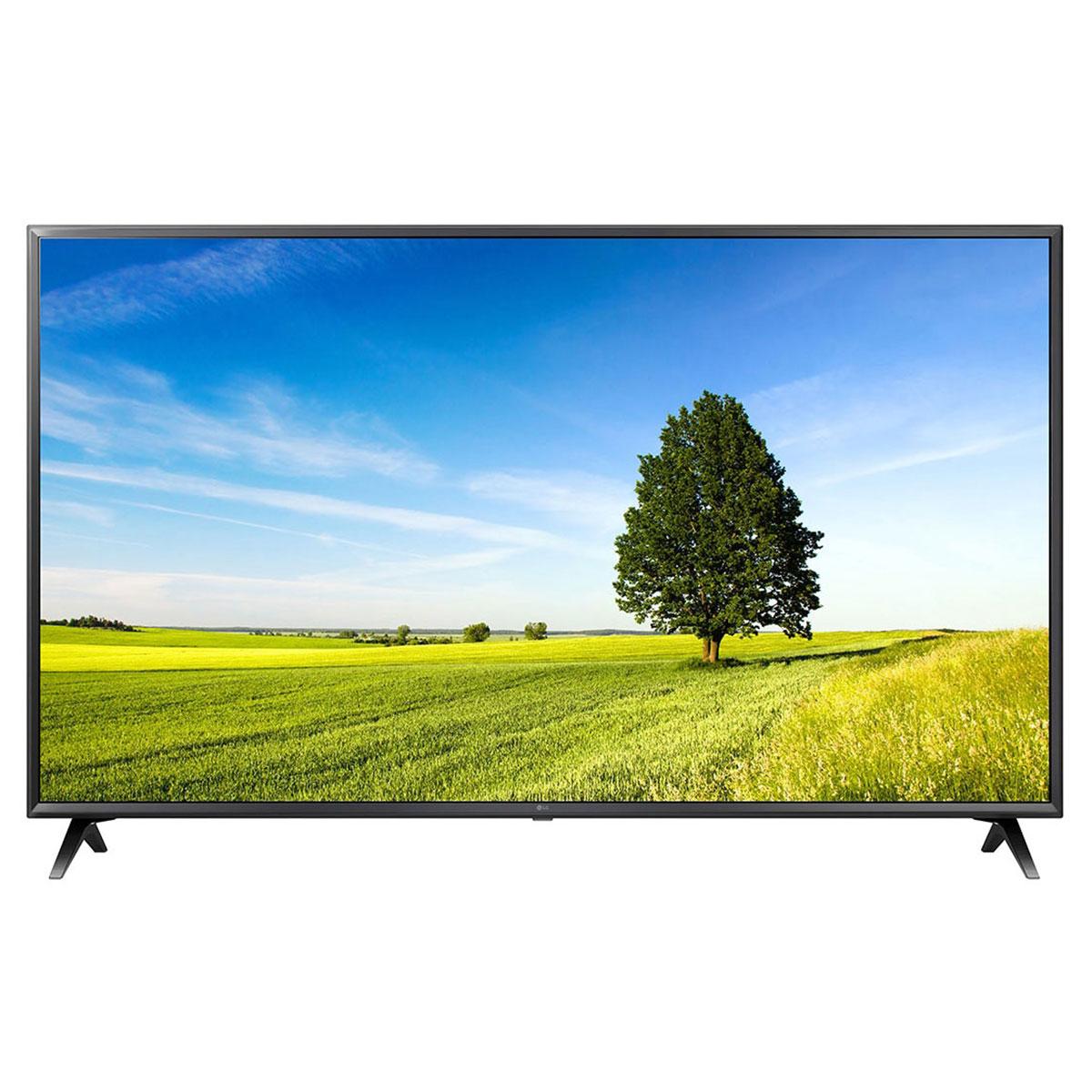"""TV LG 50UK6300 Téléviseur LED 4K 50"""" (127 cm) 16/9 - 3840 x 2160 pixels - Ultra HD 2160p - HDR - Wi-Fi - Bluetooth - Assistant Google - 1600 Hz"""