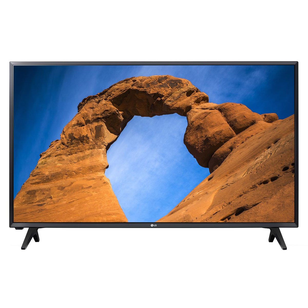 "TV LG 43LK5000 Téléviseur LED Full HD 43"" (109 cm) 16/9 - 1920 x 1080 pixels - HDTV 1080p - 200 Hz"