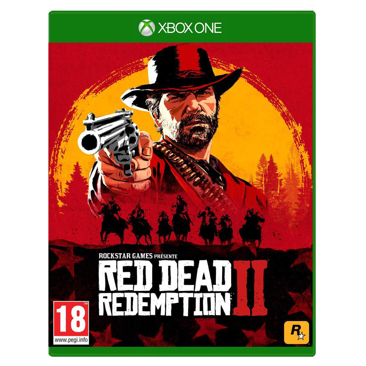 Jeux Xbox One Red Dead Redemption 2 (Xbox One) Red Dead Redemption 2 (Xbox One)