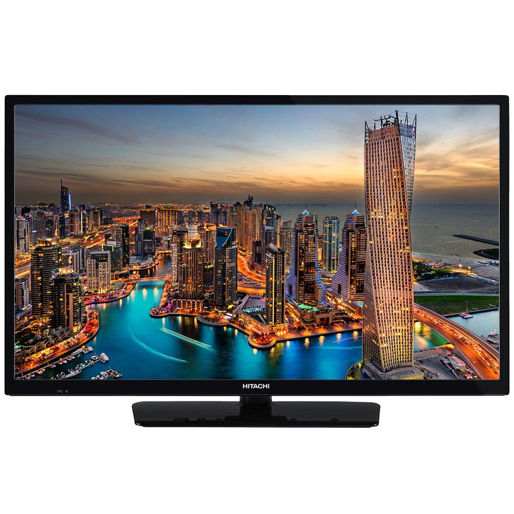 """TV Hitachi 32HE1000 Téléviseur LED HD 32"""" (81 cm) 16/9 - 1366 x 768 pixels - HDTV - 200 Hz"""