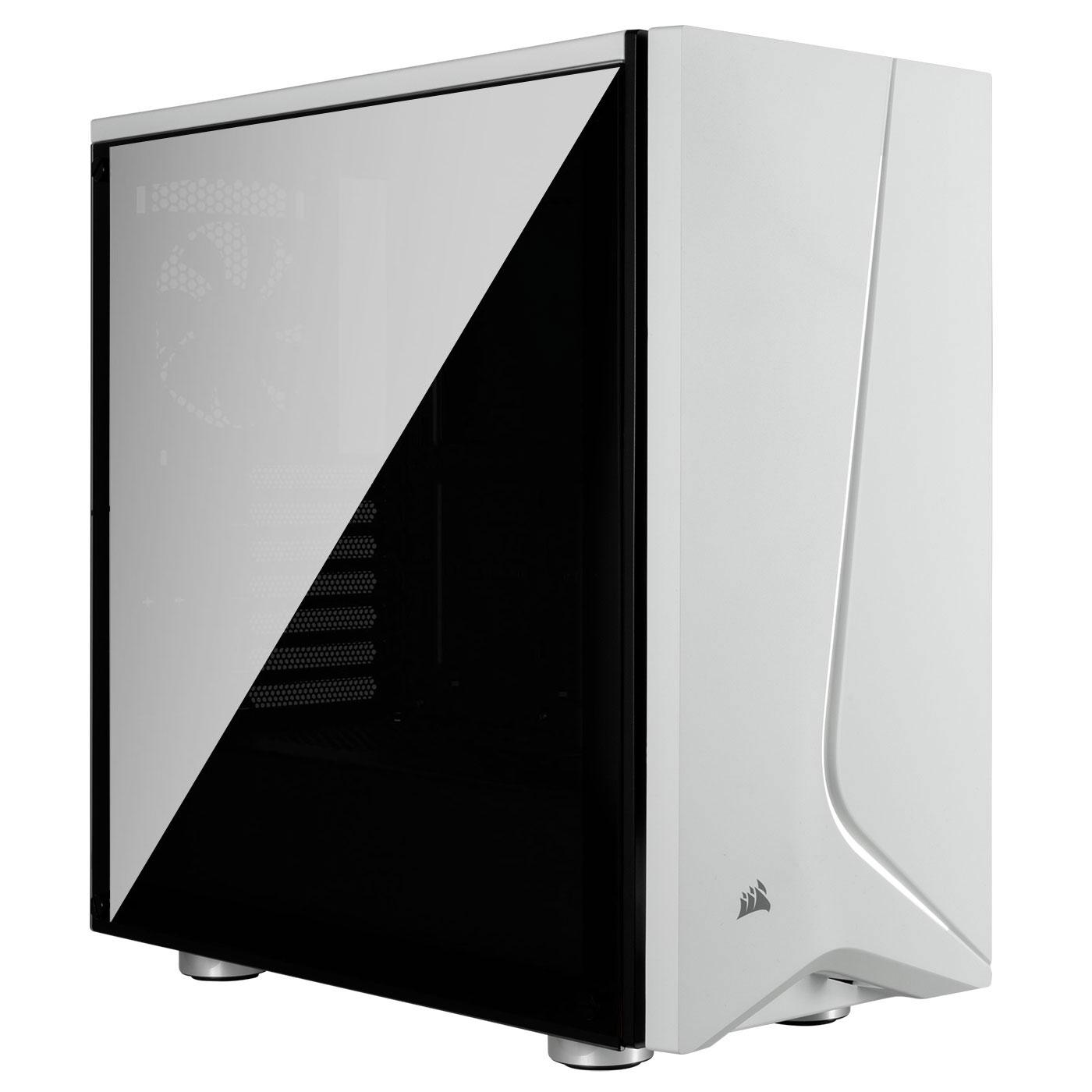 PC de bureau LDLC PC Whatelse Intel Core i3-8100 8 Go SSD 120 Go HDD 1 To NVIDIA GeForce GTX 1060 6Go (sans OS - non monté)