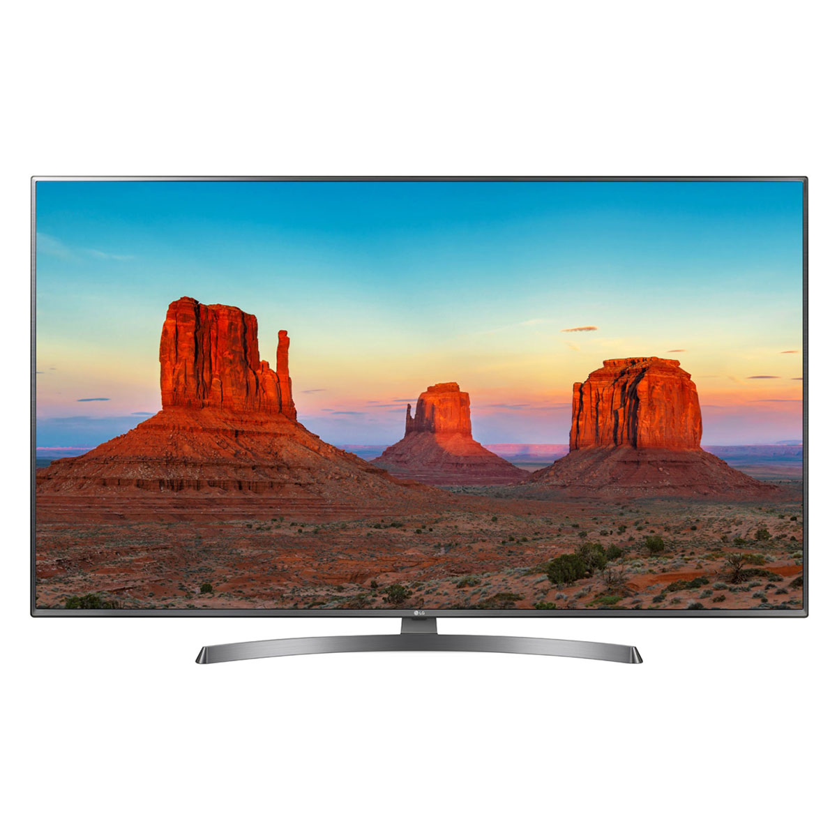 "TV LG 65UK6750 Téléviseur LED 4K 65"" (165 cm) 16/9 - 3840 x 2160 pixels - Ultra HD 2160p - HDR - Wi-Fi - Bluetooth - Assistant Google"