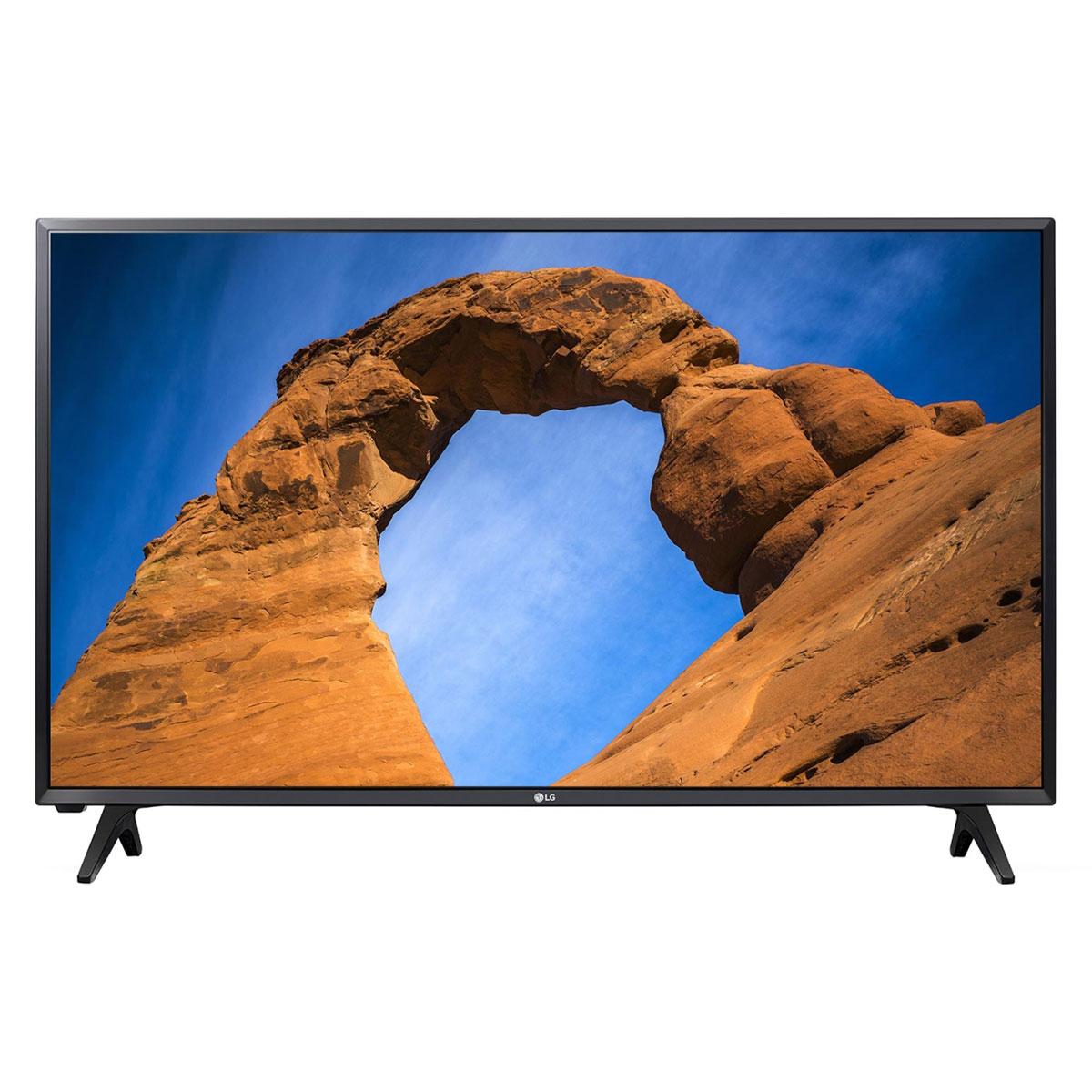 "TV LG 32LK500 Téléviseur LED HD 32"" (81 cm) 16/9 - 1366 x 768 pixels - HDTV - 200 Hz"