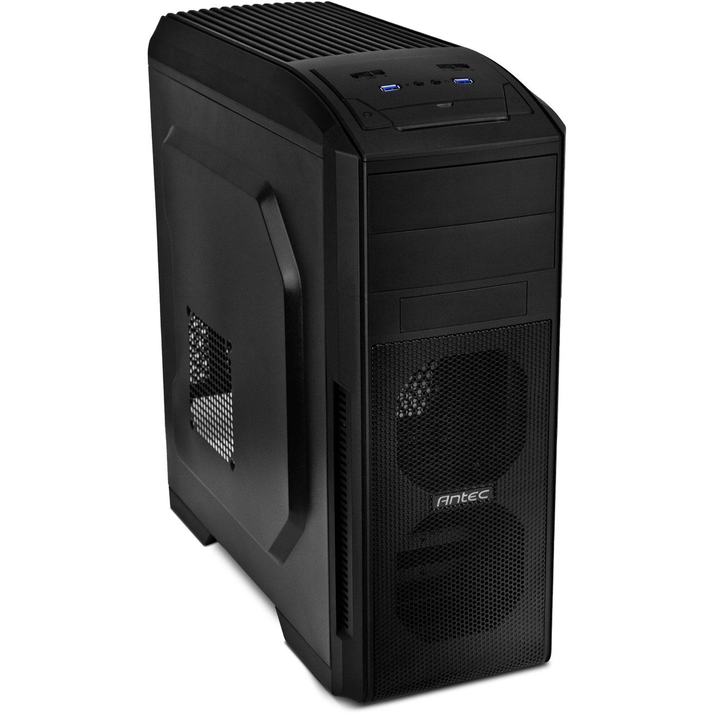 Boîtier PC Antec GX500 Window Boîtier Moyen Tour