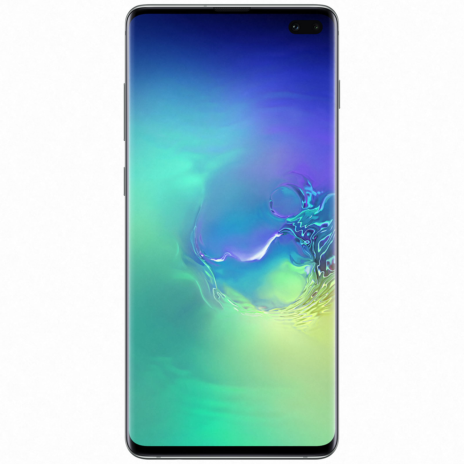 "Mobile & smartphone Samsung Galaxy S10+ SM-G975F Vert Prisme (8 Go / 128 Go) Smartphone 4G-LTE Advanced Dual SIM IP68 - Exynos 9820 8-Core 2.8 GHz - RAM 8 Go - Ecran tactile Super AMOLED 6.4"" 1440 x 3040 - 128 Go - NFC/Bluetooth 5.0 - 4100 mAh - Android 9.0"
