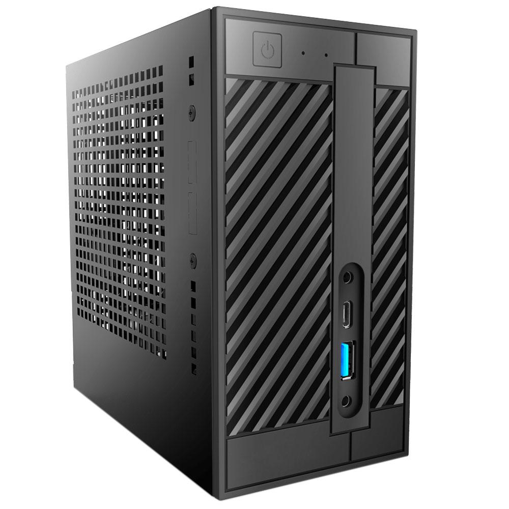 Barebone PC ASRock DeskMini A300 (DESKMINI A300/B/BB/BOX) Mini-Barebone (sans processeur/écran/mémoire/disque dur)