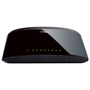 Switch D-Link DES-1008D D-Link DES-1008D - Switch 8 Ports 10/100 Mbps