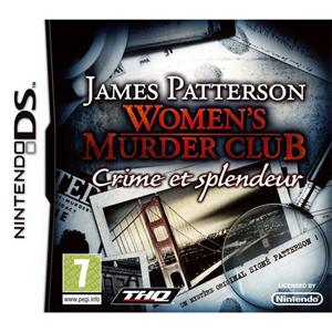 Jeux Nintendo DS Women's Murder Club: Crime et Splendeur (Nintendo DS)  Women's Murder Club: Crime et Splendeur (Nintendo DS)