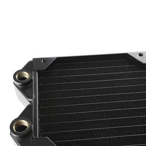 Watercooling Hardware Labs Black Ice GTX Lite 240 Hardware Labs Black Ice GTX Lite 240 - Radiateur double pour 2 ventilateurs de 120 mm