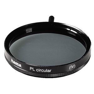 Filtre photo Hama Filtre polarisant 62 mm Filtre polarisant 62 mm