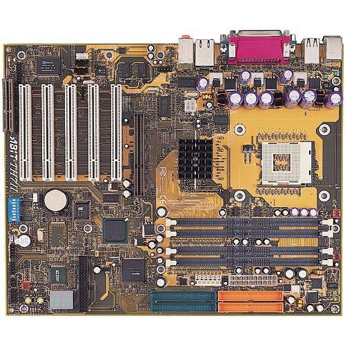 Carte mère ABIT TH7-II (socket 478 pins) ABIT TH7-II (socket 478 pins)