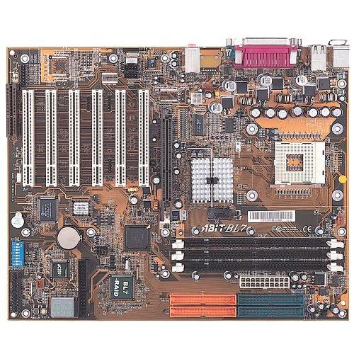 Carte mère ABIT BL7-RAID (socket 478 pins) ABIT BL7-RAID (socket 478 pins)