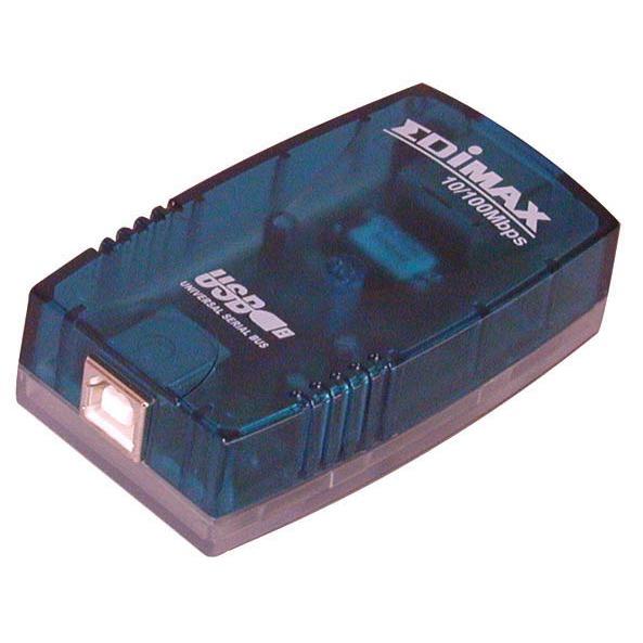 Carte réseau Adaptateur Edimax usb réseau ethernet 10/100mb Adaptateur Edimax usb réseau ethernet 10/100mb