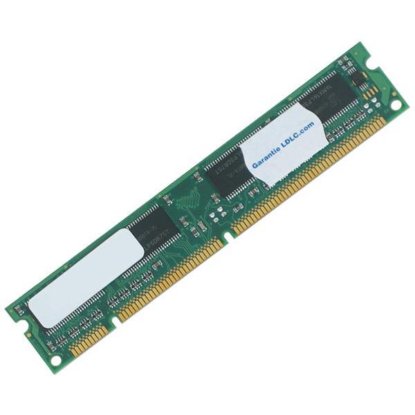 Mémoire PC 256 Mo SDRAM PC133 DIMM PC133 DIMM 256 Mo