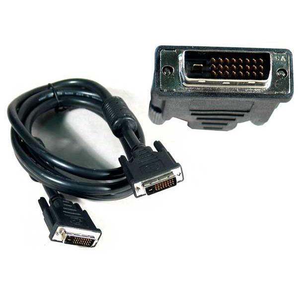 DVI Câble DVI-D Dual Link mâle/mâle (1.8 mètre) Câble DVI-D Dual Link mâle/mâle (1.8 mètre)