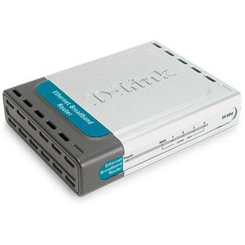 Modem & routeur D-Link DI-604 D-Link DI-604 - Serveur d'accès Internet ADSL + Switch 4 ports 10/100 MBps