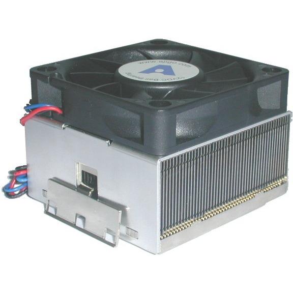 Ventilateur processeur Ajigo MF018-011 Ventilateur cuivre-alu AMD <2400+ Ajigo MF018-011 Ventilateur cuivre-alu AMD <2400+