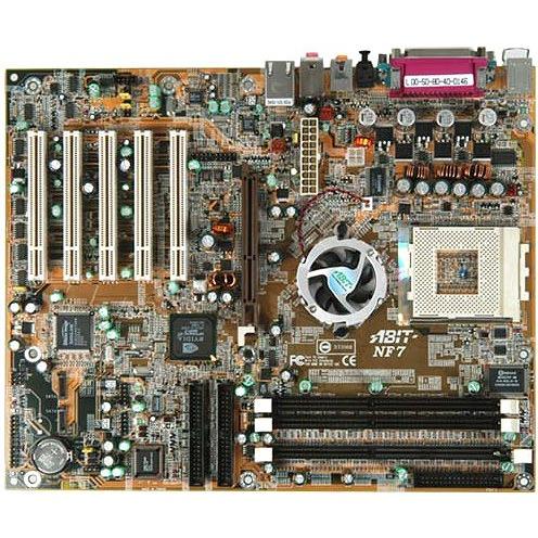 Carte mère ABIT NF7 (NVIDIA nForce2) ABIT NF7 (NVIDIA nForce2)