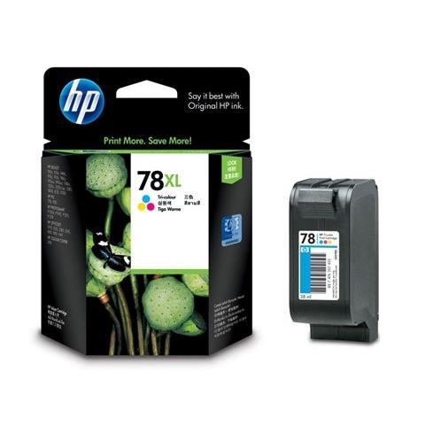 Cartouche imprimante HP 78 XL - C6578AE Cartouche d'encre couleur