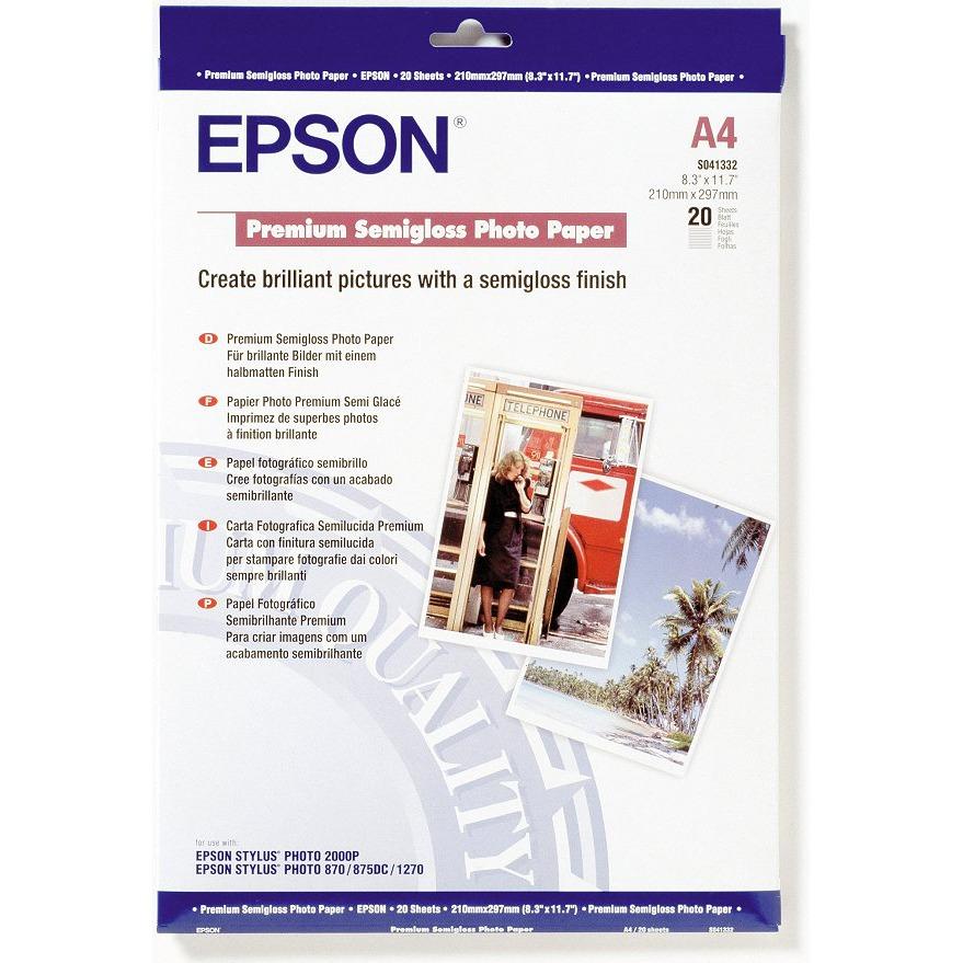 epson c13s041332 papier imprimante epson sur. Black Bedroom Furniture Sets. Home Design Ideas