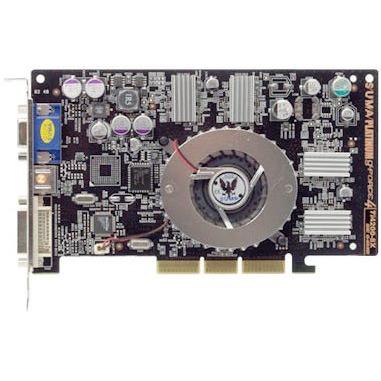 Carte graphique SUMA PLATINUM GeForce4 Ti 4200-8X SE 128 Mo TV-Out/DVI SUMA PLATINUM GeForce4 Ti 4200-8X SE 128 Mo TV-Out/DVI