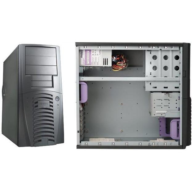 Boîtier PC Antec Performance II SX635BII-EC 350W - Mini Tour (Noir) Antec Performance II SX635BII-EC 350W - Mini Tour (Noir)
