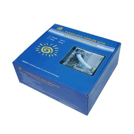 Accessoires Tuning PC Kit d'aération Bleu Kit d'aération Bleu