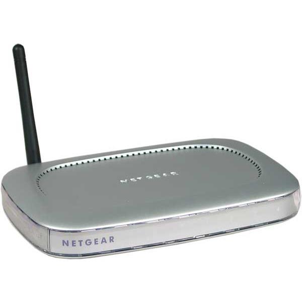 Modem & routeur Netgear MR814 - Routeur Câble/xDSL Firewall avec point d'accès Wireless 802.11b Wi-Fi Netgear MR814 - Routeur Câble/xDSL Firewall avec point d'accès Wireless 802.11b Wi-Fi