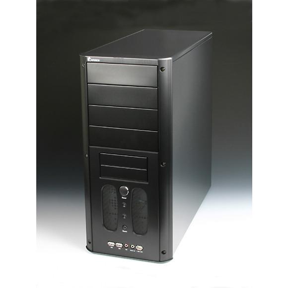 Boîtier PC Cooler Master CAC-T01 Centurion Noir (facade alu.) Cooler Master CAC-T01 Centurion Noir (facade alu.)