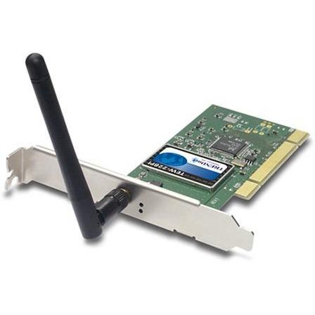 Carte réseau TRENDnet TEW-228PI - Carte PCI sans fil 11Mbps 802.11b TRENDnet TEW-228PI - Carte PCI sans fil 11Mbps 802.11b