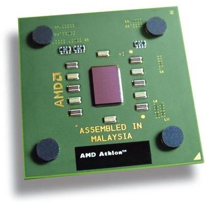 Processeur AMD Athlon XP-M 2500+ (pour ordinateur portable) AMD Athlon XP-M 2500+ (pour ordinateur portable)