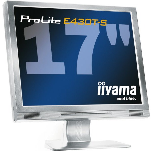 "Ecran PC iiyama 17"" LCD - PLE430T-S Tuner TV intégré (garantie constructeur 3 ans sur site) iiyama 17"" LCD - PLE430T-S Tuner TV intégré (garantie constructeur 3 ans sur site)"