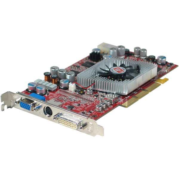 Carte graphique Sapphire Atlantis Radeon 9800 Pro Sapphire Atlantis Radeon 9800 Pro 256 bits 128 Mo - AGP (ATI Radeon 9800 Pro)
