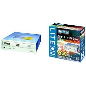 Lecteur graveur Lite-On SOHW-832S - DVD(+/-)RW 8/4/8/4x DL 2.4x CD-RW 40/24/40x IDE (boîte) Lite-On SOHW-832S - DVD(+/-)RW 8/4/8/4x DL 2.4x CD-RW 40/24/40x IDE (boîte)