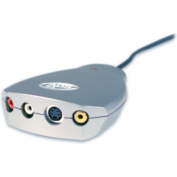 Carte d'acquisition ADS Tech Instant VideoMPX (USB 2.0) ADS Tech Instant VideoMPX (USB 2.0)
