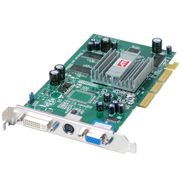 Carte graphique Sapphire Radeon 9250 128 Mo Sapphire Radeon 9250 - 128 Mo - 64 bits - TV-Out/DVI - AGP (ATI Radeon 9250) - version bulk