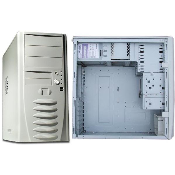 Boîtier PC Antec SLK1650-EC Antec SLK1650-EC - 350W Moyen Tour (coloris beige)