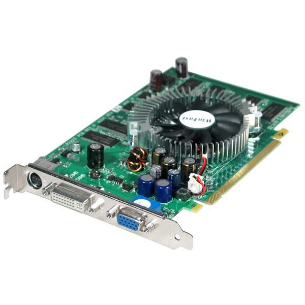 Carte graphique Leadtek WinFast PX6600 - 256 Mo TV-Out/DVI (NVIDIA GeForce 6600) Leadtek WinFast PX6600 - 256 Mo TV-Out/DVI (NVIDIA GeForce 6600)