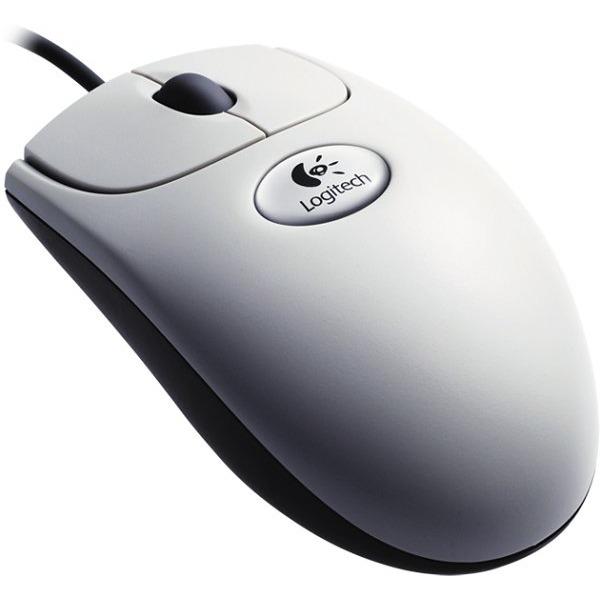 Souris PC Logitech Premium Optical Wheel Mouse Logitech Premium Optical Wheel Mouse (PS2+USB)