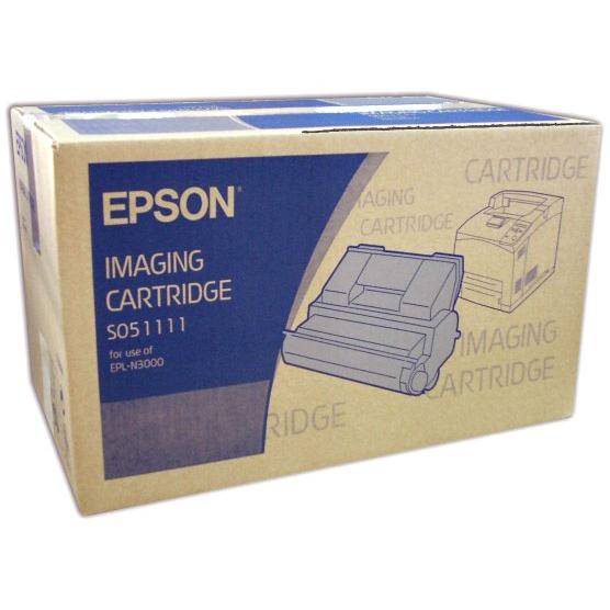 Toner imprimante Epson C13S051111 Epson C13S051111 - Toner Noir (17 000 pages à 5%)
