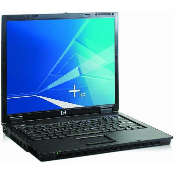 """PC portable HP NX6110 - Celeron M 1.4 GHz 256 Mo 40 Go 15"""" TFT DVD/CD-RW Wi-Fi G WXPP HP NX6110 - Celeron M 1.4 GHz 256 Mo 40 Go 15"""" TFT DVD/CD-RW Wi-Fi G WXPP"""