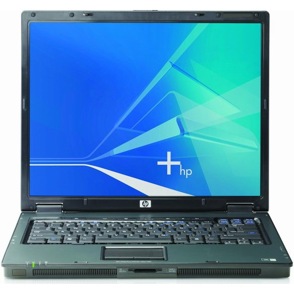 """PC portable HP NC6120 - Centrino 1.73 GHz (FSB 533 MHz) 512 Mo 60 Go 15"""" TFT DVD+RW Wi-Fi G WXPP HP NC6120 - Centrino 1.73 GHz (FSB 533 MHz) 512 Mo 60 Go 15"""" TFT DVD+RW Wi-Fi G WXPP"""