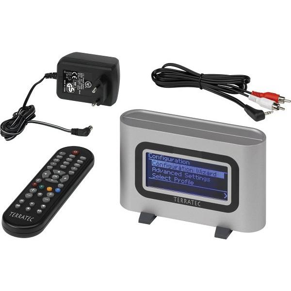 Point d'accès WiFi TerraTec NOXON Audio - Boîtier WiFi de lecture de fichiers MP3/WMA et radio Internet TerraTec NOXON Audio - Boîtier WiFi de lecture de fichiers MP3/WMA et radio Internet