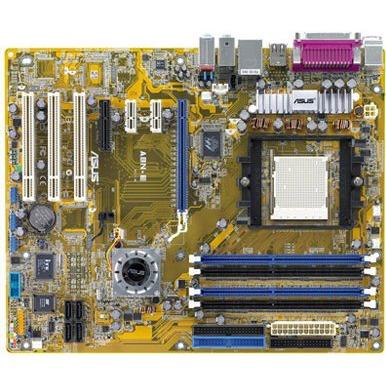 Carte mère ASUS A8N-E ASUS A8N-E (NVIDIA nForce4 Ultra) - ATX